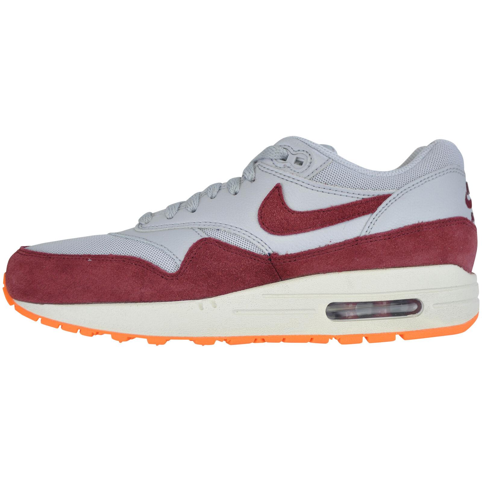 Recortes de precios estacionales, beneficios de descuento Wmns Nike Air Max 1 essential 599820-015 cortos Lifestyle mentecato mujeres zapato