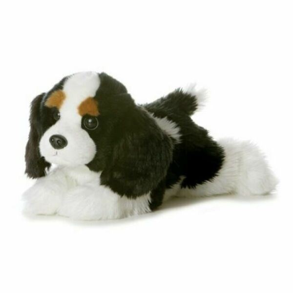 Toy Dolphin Stuffed Animal, Charles Flopsie 12 In Dog Puppy Stuffed Animal By Aurora Plush 31119 For Sale Online Ebay