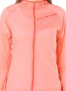 6153a7c8f912 Women s Nike Impossibly Light Jacket Running (Orange) (Size S) Brand ...