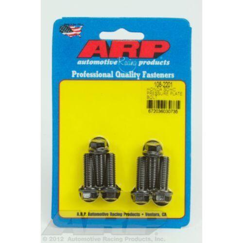 ARP 108-2201 Hex Pressure Plate Bolt Kit for Honda SOHC D Series Set of 6
