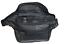 thumbnail 2 - Black-Leather-Concealed-Carry-Weapon-Fanny-Pack-Pistol-Handgun-Waist-Bag-CCW