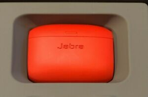 Jabra Elite Active 65t Wireless Earbud Replacement Charging Case Copper Red Ebay