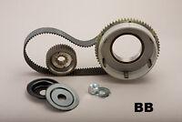 Bdl 8mm Belt Drive 1979-1984 Harley-davidson Shovelhead Electric Start 4 Speed
