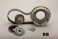 Bdl 8mm Belt Drive 1979-1984 Harley-davidson Shovelhead Electric Start 4 Speed