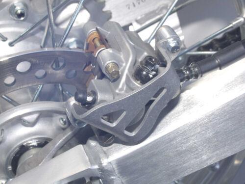 Yamaha WR250R,WR250X,YZ125,YZ250,YZ250 WORKS REAR CALIPER GUARD YZ//YZ-F//WR Fits