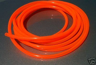 "10' 1/4""ID / 6mm FUEL LINE BLUE and 10' of 1/8"" FUEL LINE RED"