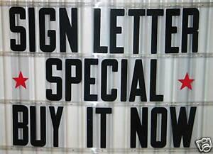 8 sign letters