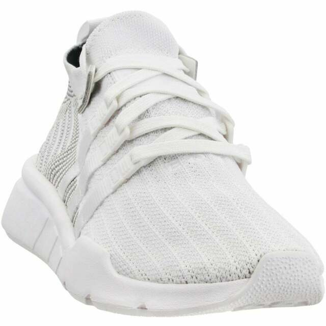 adidas EQT Support Mid ADV Primeknit Sneakers Casual Sneakers White Mens
