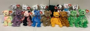 Collectible Ty Original Beanie Babies Collection YOUR PICK