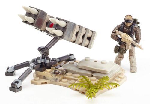 Mega Bloks Call Of Duty Sam tourelle Collector construction set