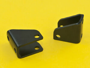 Shock Extender Bracket Extension fit 01-10 Chevy//GMC 1500HD 2500 3500 8LUG 4X4
