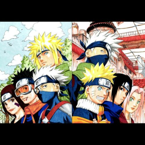 "24/"" Naruto poster wall art home decor photo print 16 20"