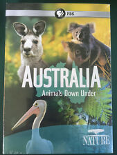 Nature: Australia - Animals Down Under, DVD, FREE SHIPPING, SEALED, BRAND NEW
