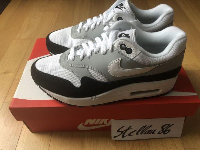 Nike Air Max 1 grau weiß schwarz US 13 EU 47 5