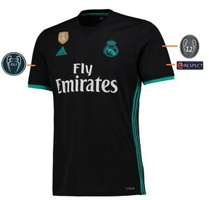 6949523ec00 CHAMPIONS LEAGUE MAGLIA Real Madrid 2017-2018 AWAY UCL-MODRIC 10 164-xxl