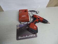 Hilti Sf150 A Drill Battery And Charger All Work Like They Should Great Set