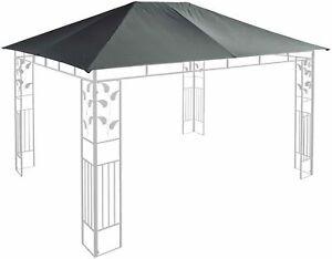 Ersatzdach-Dach-fuer-Pavillon-3m-Pavillondach-anthrazit-PU-Beschichtung-7220184