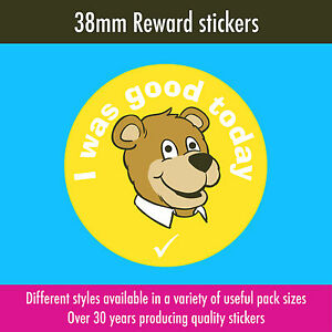 240 Reward Stickers 38mm  039I was good today039  for schools teachers etc - <span itemprop=availableAtOrFrom>Bedford, Bedfordshire, United Kingdom</span> - Returns accepted Most purchases from business sellers are protected by the Consumer Contract Regulations 2013 which give you the right to cancel the purchase within 14 days  - Bedford, Bedfordshire, United Kingdom