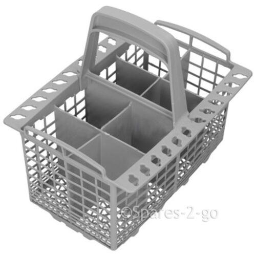 ELECTROLUX Genuine Dishwasher Grey Cutlery Basket 8 Compartment C00094297