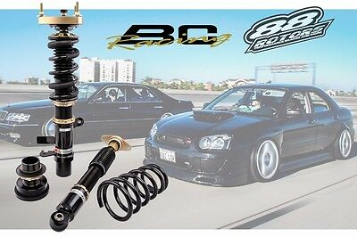 BC RACING BR SERIES FULLY ADJUSTABLE COILOVERS 13-15 FRS & BRZ Suspension FT86
