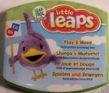 Play and Move: Leap Frog Baby interactive DVD  (DVD)