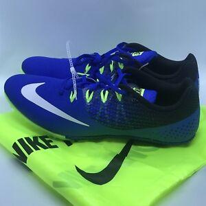 11 hombre Zapatillas 91203653087 5 correr espigas Nike Tamaño para New‑ para Zoom 806554 Rival 413 S con q8w7Ia