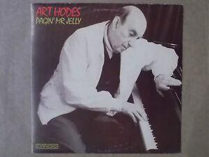 Art Hodes_Pagin' Mr Jelly LP MINT - Italia - Art Hodes_Pagin' Mr Jelly LP MINT - Italia