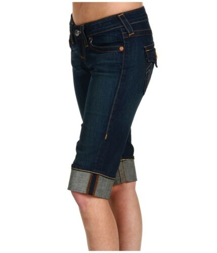 Pantalons à ourlets Religion X Nouveau True 24 Denim à Longs 189 Jeans Short revers 14 87cPWUq