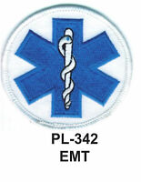 Emt Embroidered Patches 3