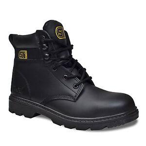 superior hombres súper e intersemelle trabajo Punta de de seguridad Zapatos para de acero wvFax