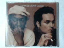 CHARLES & EDDIE Jealousy cd singolo HOLLAND 4 TRACKS BEATMASTERS
