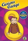 Curious George Complete Season Eight Region 1 DVD Series 8