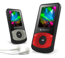 Zebronics Mupic Beat 2 Portable MP4 Player Record, Video,Phot MicroSD, FM