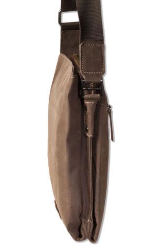 principal de de dividido con hombro Woodland marr Buffalo bolsillo en cuero Bolso de TXEUqqz