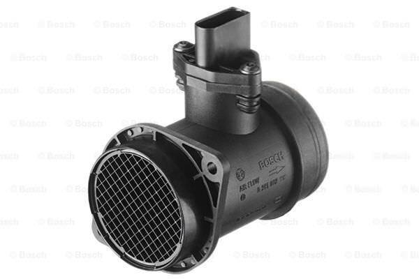 Bosch Remanufacturado Medidor de Flujo de Masa de Aire Sensor 0986284001-
