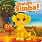Disney Lion King Wake Up, Simba! by Parragon (Board book, 2014)