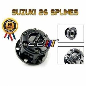 Wheel Hub Locking (1pc) fits Suzuki Samurai Jimny 82-98 SJ410 SJ413 Manual Lock
