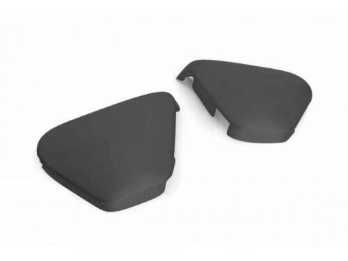 ZTPH065F-P2 Panneaux Latéraux Gauche+Droit Zard Noir Triumph Bonneville