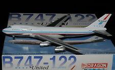 "DRAGON WINGS 1/400 Boeing B747 UNITED "" B747 Friendship "" N4735U"