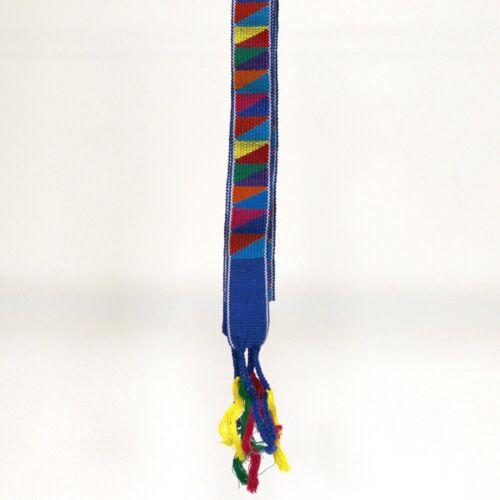 CHOICES Woven Sash Boho Belt Embroidered Sash Boho Gypsy Clothing Belt