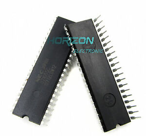 10PCS-D71055C-Parallel-Interface-Unit-NEC-Microprocessor-UPD71055C-IC-DIP-40