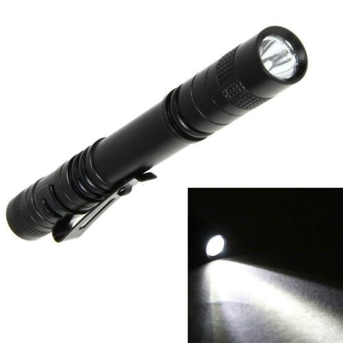 Mini-Taschenlampe CREE XP-2 XPE-R3 1000LM LED Lampe Clip Penlight Taschenla