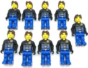 Lego New Black Legs Short Pants Minifigures Figs Piece