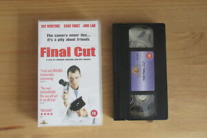FINAL-CUT-JUDE-LAW-RAY-WINSTONE-VHS-VIDEO-VGC
