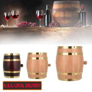 1-5L-3L-5L-10L-Wood-Oak-Timber-Wine-Barrel-For-Beer-Whiskey-Rum-Port-Wooden-Keg