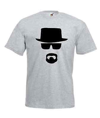Heisenberg T shirt breaking bad jesse bitch walter white meth beard knocks dope