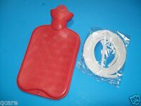 1 Combination Enema Bag / Douche System With/ Hot Water Bottle 2 Qt. Size