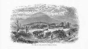 HonnêTe Volcan Puy De Dôme Orcines Gravure Sur Bois De 1880 France-afficher Le Titre D'origine Gagner Les éLoges Des Clients