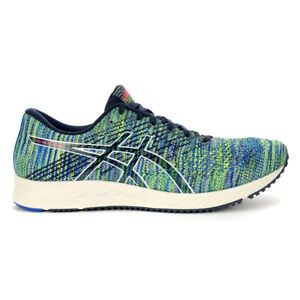 ASICS Men's Gel-DS Trainer 24 Electric Blue/Brich Running Shoes 1011A176.402 NEW