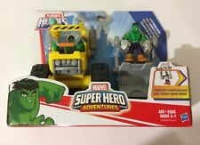 Marvel Playskool Heroes Super Hero Adventures Hulk Power Dozer